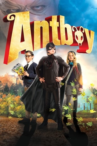 Baiatul furnica - Antboy