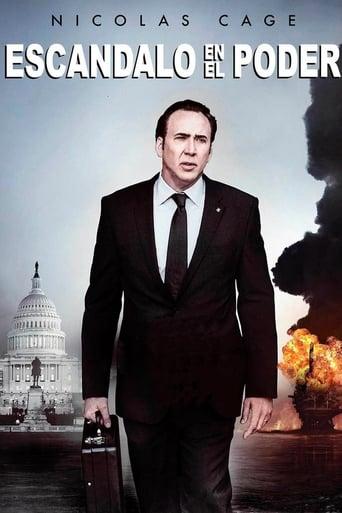 Poster of Escándalo en el poder