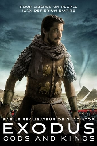 Poster of Exodus : Gods and Kings