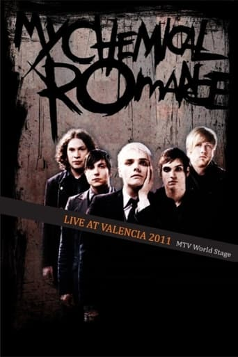 My Chemical Romance - live at Valencia (MTV World Stage)