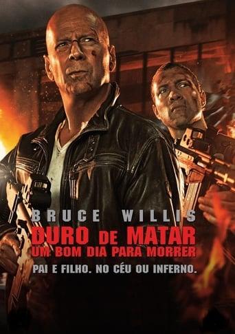 Duro de Matar: Um Bom Dia para Morrer Torrent (2013) Dublado / BluRay 720p | 1080p Dual Áudio 5.1 Download