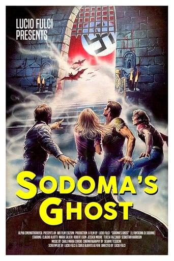 Poster of Sodoma's Ghost