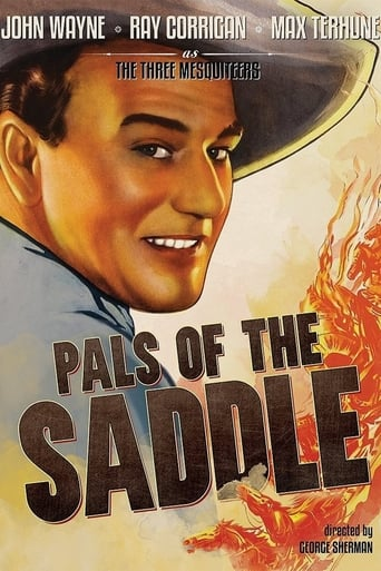 'Pals of the Saddle (1938)