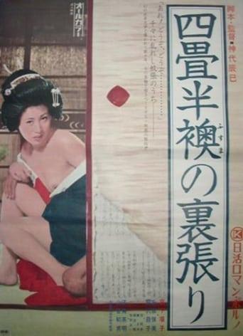 Yojôhan fusuma no urabari