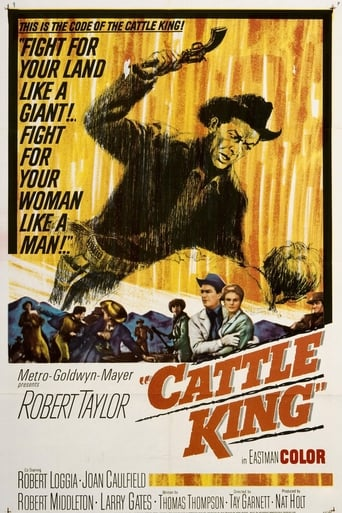 Poster of Cattle King