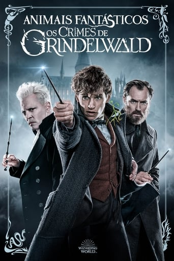 Poster of Animais Fantásticos: Os Crimes de Grindelwald