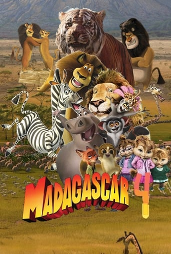 Poster of Madagascar 4