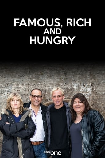Poster of Famous, Rich and Hungry