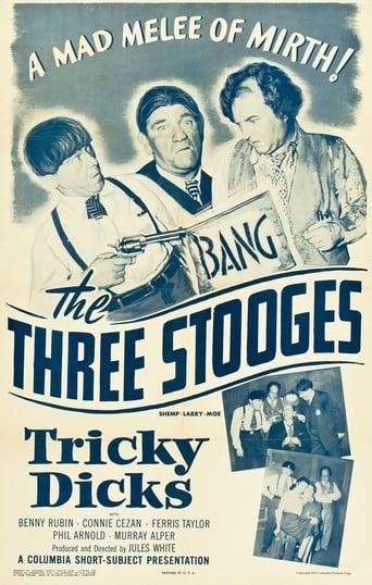 Poster of Tricky Dicks