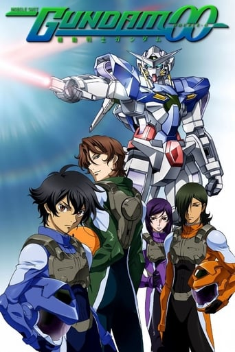 Poster of Mobile Suit Gundam 00