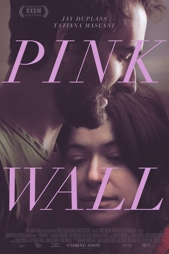 Pink Wall - Poster