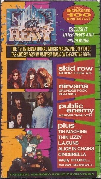 Poster of Hard 'N Heavy Volume 16