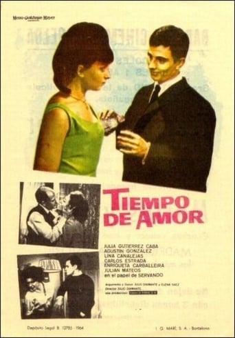 Poster of Tiempo de amor