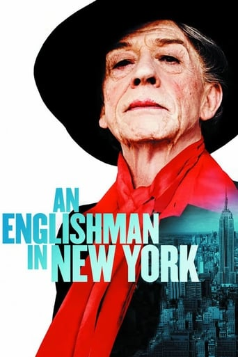Poster of An Englishman in New York