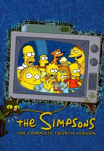 Simpsonai / The Simpsons (1992) 4 Sezonas