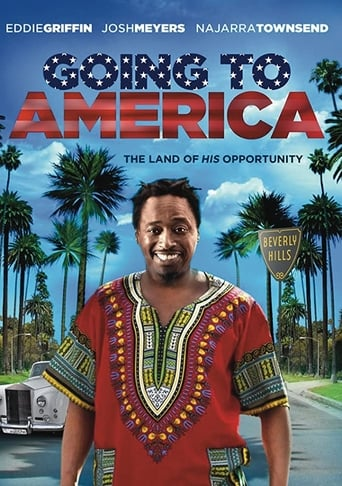 Poster of Going to America