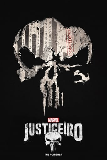 Poster of Marvel - O Justiceiro