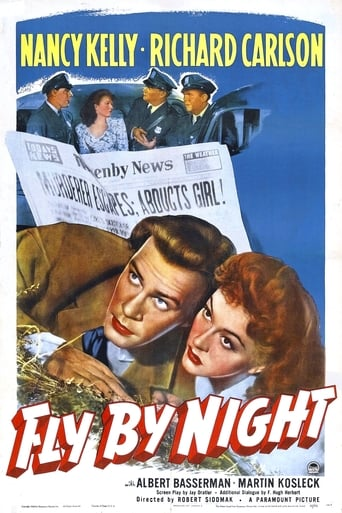 Poster of Fly-By-Night