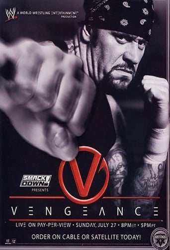 Poster of WWE Vengeance 2003