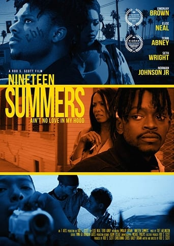Nineteen Summers Poster