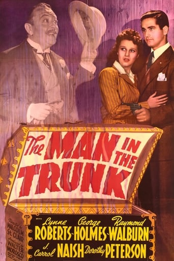 Poster of The Man in the Trunk
