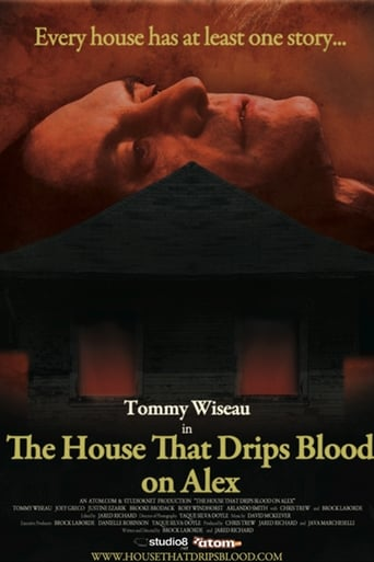 Poster of The House That Drips Blood on Alex