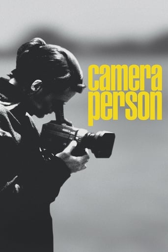 Poster of Cameraperson