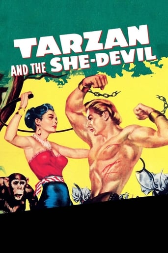 Poster of Tarzan and the She-Devil