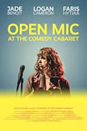 Open Mic at the Comedy Cabaret