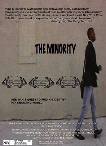 Poster of The Minority