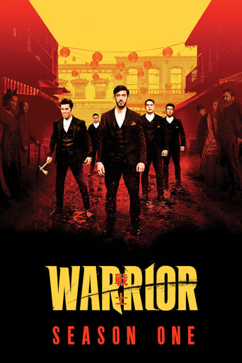 Warrior 1ª Temporada - Poster