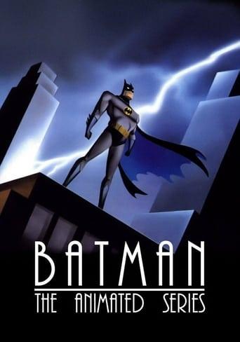 portada Batman: La serie animada