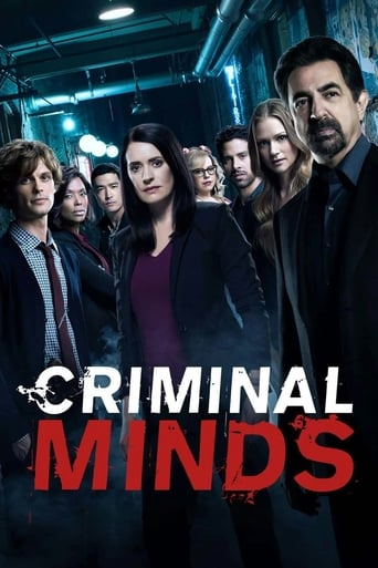 Poster of Criminal Minds fragman