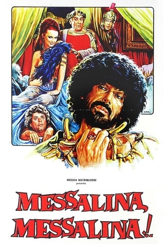 Poster of Messalina, Messalina!