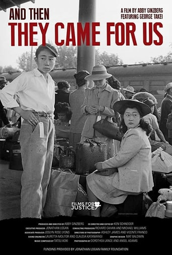 Poster of And Then They Came for Us