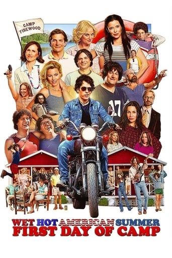 poster of Wet Hot American Summer: First Day of Camp
