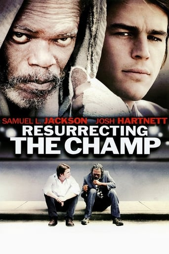 Poster of Resurrecting the Champ