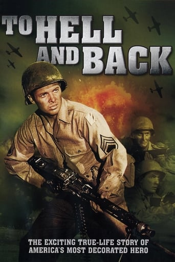 To Hell and Back Poster