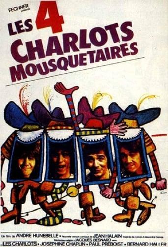 Die tollen Charlots - Wir viere sind die Musketiere