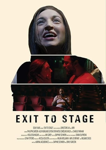 Poster of Exit To Stage