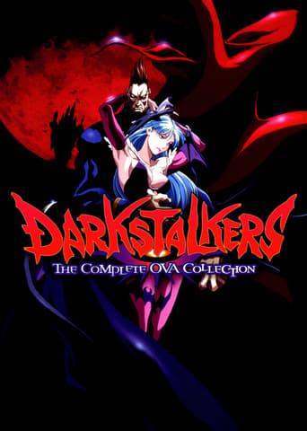 Poster of Night Warriors: Darkstalkers' Revenge