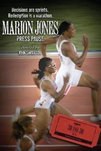Marion Jones: Press Pause poster