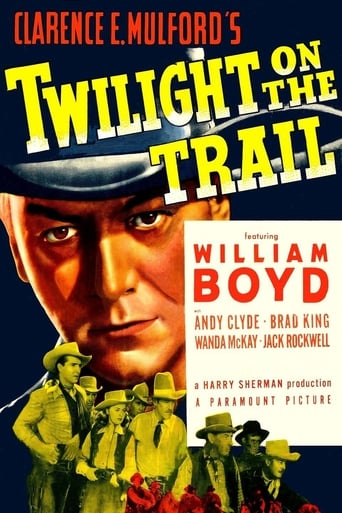 Poster of Twilight on the Trail