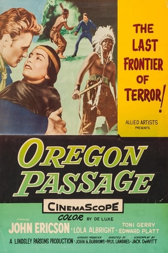 Poster of Oregon Passage