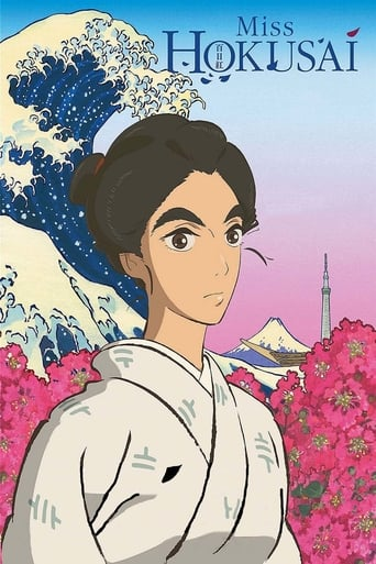 Poster of Miss Hokusai