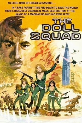 Poster of The Doll Squad