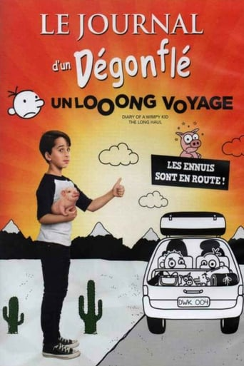 Poster of Journal d'un dégonflé 4 : Un looong voyage
