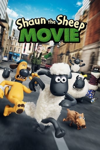 Poster of Shaun the Sheep Movie