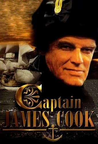 Poster of Captain James Cook