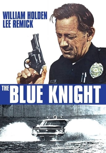 Poster of The Blue Knight